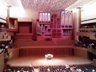 パイプオルガン コンサート